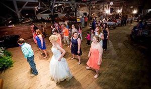 Weddings at Southern Forest Heritage Museum, Longleaf LA