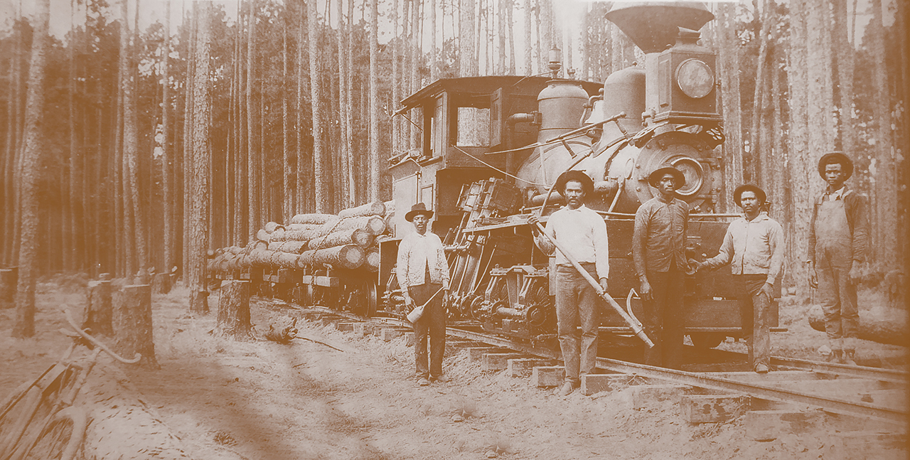 Southern Forest Heritage Museum - Railroad History