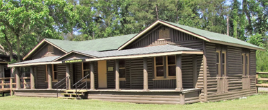 Camp Claiborne Exhibit - Southern Forest Heritage Museum