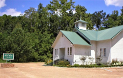 Lumber Town Church - Southern Forest Heritage Museum