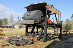 McGiffert Loader Southern Forest Heritage Museum