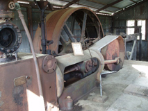 Power Plant Planer Mill - Southern Forest Heritage Museum