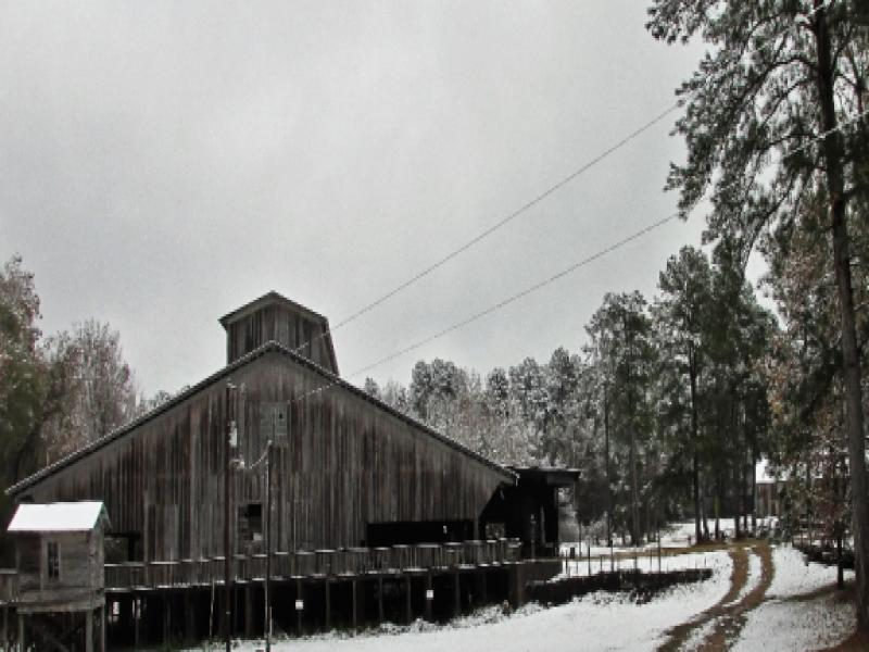 Southern Forest Heritage Museum Planer Mill