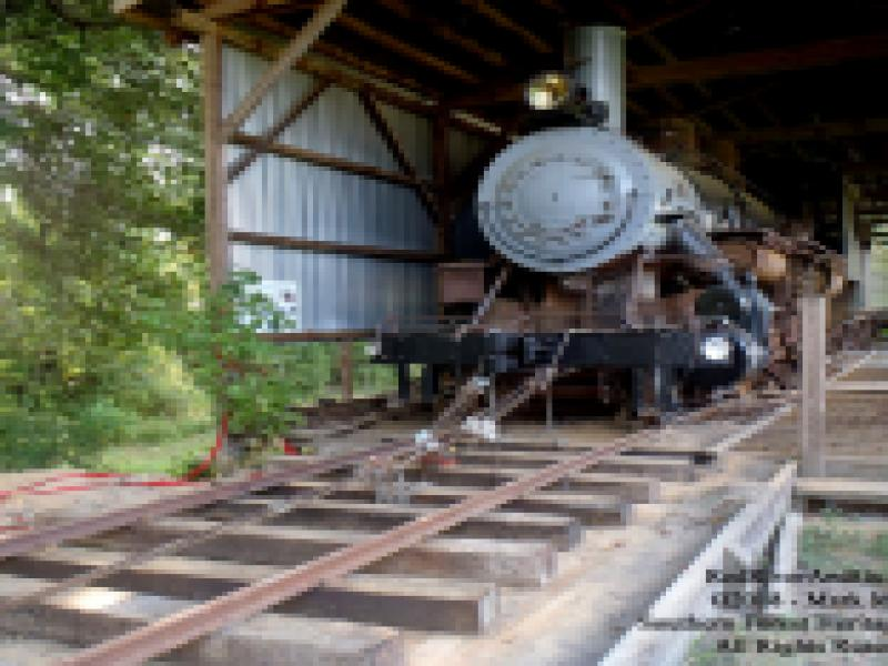Red River & Gulf Engine #106 Work Session - Final Prep