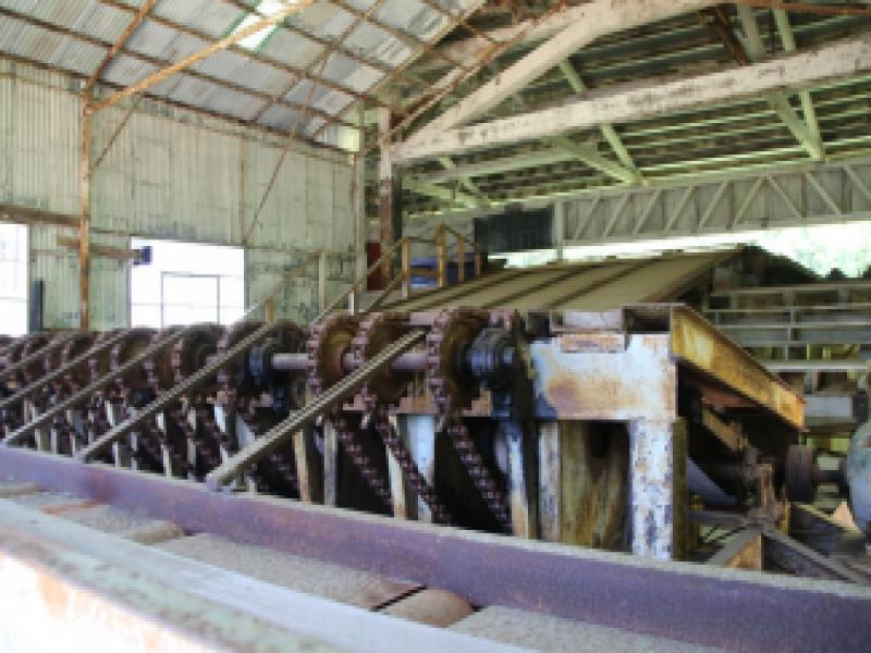 Southern Forest Heritage Museum Sawmill