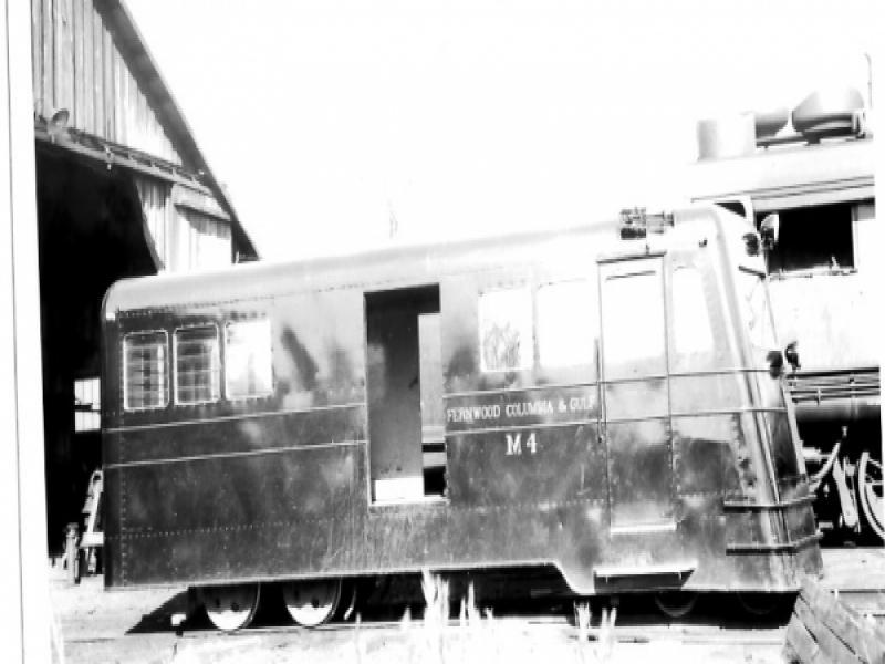 Southern Forest Heritage Museum Railroading