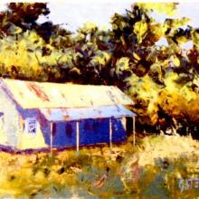Southern Forest Heritage Museum Art Exhibit